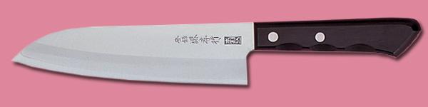 ゴールド文化包丁 (サビにくい) (165mm)  1.jpg
