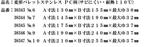 品名:変形パレットステンレス PC柄(サビにくい・耐熱110度).png